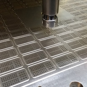 Precision Mold Replacement CNC